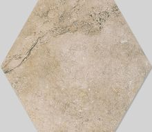 Apavisa Neocountry beige natural hexagonal L34,38 52x60