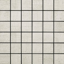 Apavisa Outdoor white natural mosaico 5x5 30x30
