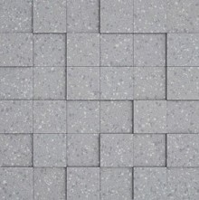 Apavisa Nanoterratec Grey Natural Mosaico 5x5