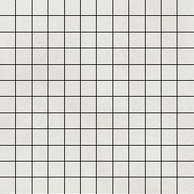 Nanoforma White Natural Mosaico 2,5x2,5 30x30