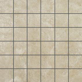 Apavisa Evolution beige lappato mosaico 5x5 30x30