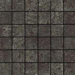 Alchemy 7.0 Black Natural Mosaico 5x5 30x30