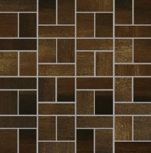 Apavisa Metal 2.0 Oxidum Mosaico Mix 30x30